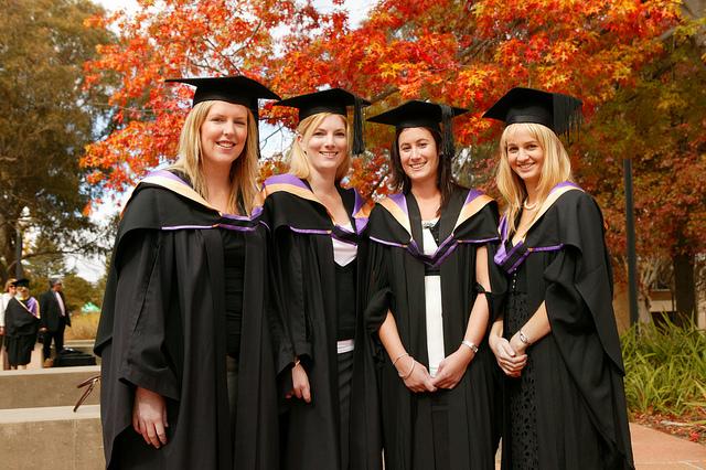 Bachelor Graduates