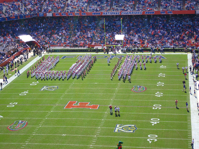 University of Florida Football