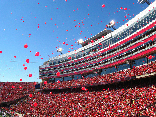 University of Nebraska Football